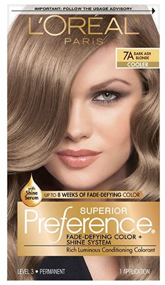 Best Dark Ash Blonde Hair Dye Brands