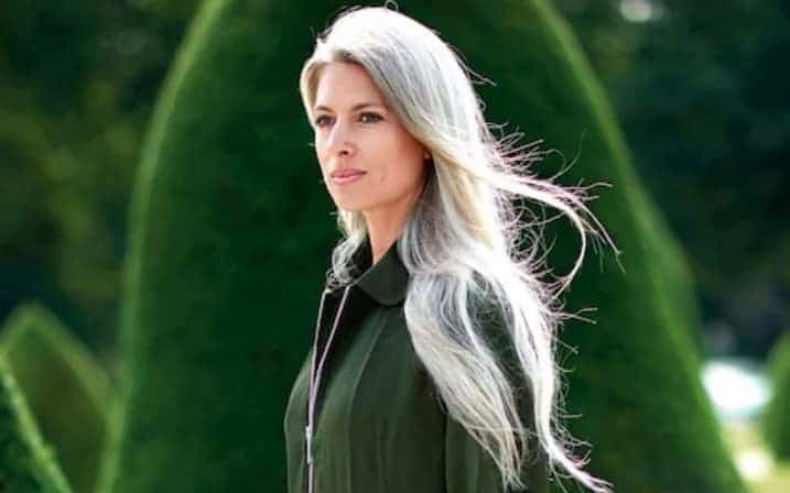 Best Gray Hair styles and Haircuts