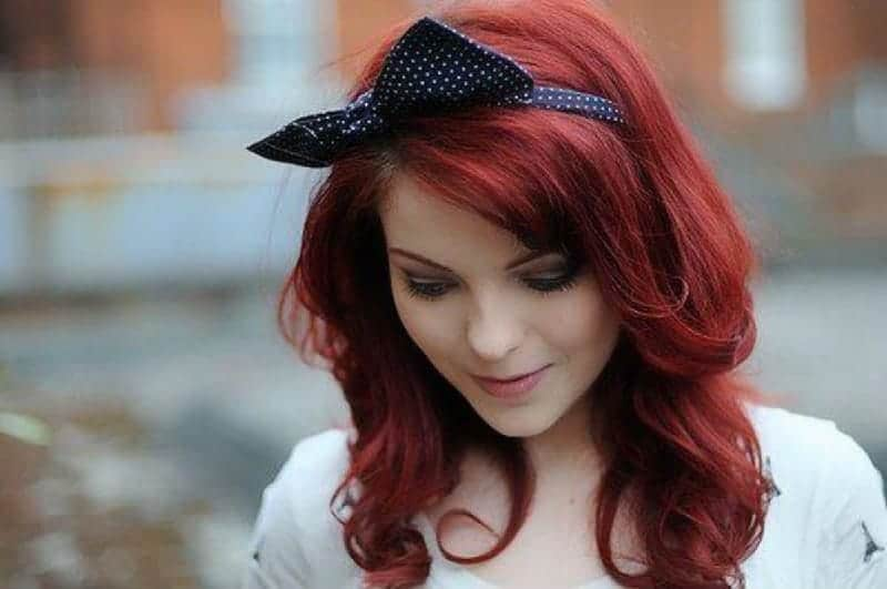 amazing hair color ideas for cool skin tones