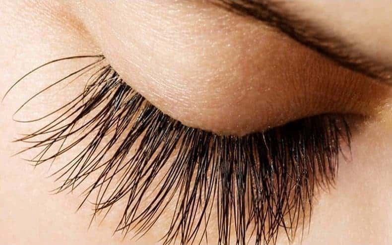 How to get longer eyelashes