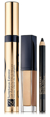 under $ 25 &quot;width =&quot; 194 &quot;height =&quot; 452 &quot;/&gt;</a></p><p>Cet ensemble Estee Lauder comprend du mascara, un fard à paupières <em>et</em> un eye-liner! Que demander de plus?</p><h2>9. Ensemble de rouge à lèvres Alter Ego brillant de Lorac Shine, 25 $</h2><p> <a href=