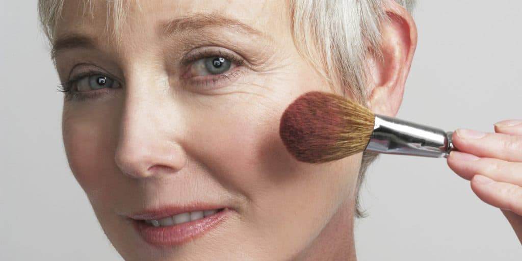 makeup tips women over 40