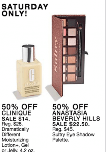 macys 10 days of glam sale