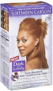 Garnier 73 Dark Golden Blonde Honeydip Nourishing Color Creme 1 KT ...