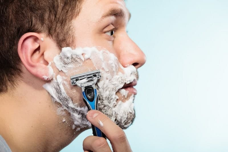 How To Get Rid Of Razor Burn Fast Overnight On Face Neck Pubic Legs Arm And Armpits