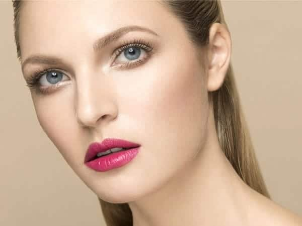 fuschia Lipstick for Fair Skin