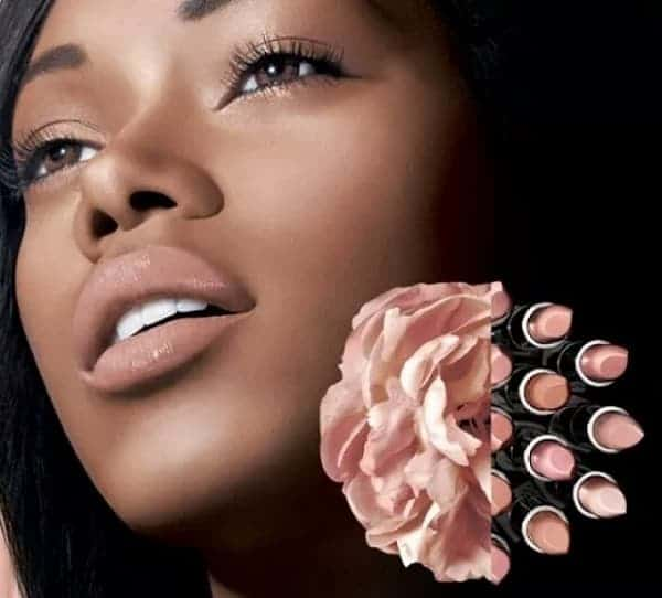 Nude Lipstick for Brown Skin