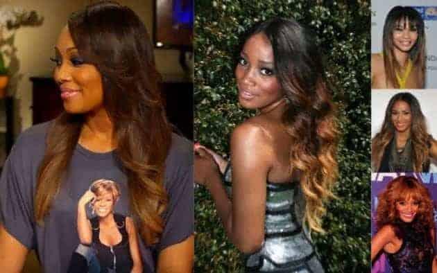 best hair color for dark skin - Hair Color Dark Skin