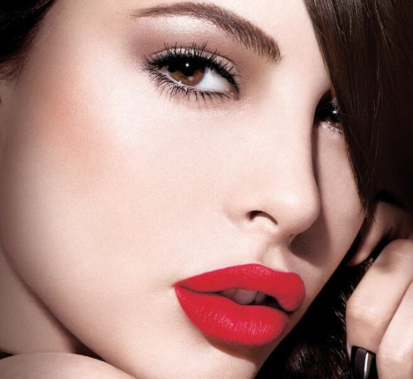 red lipstick for fair skin tone