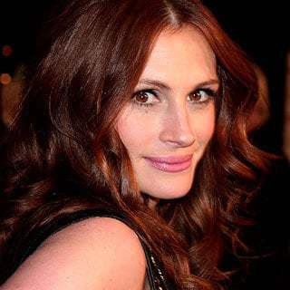 Bright Auburn Hair Color