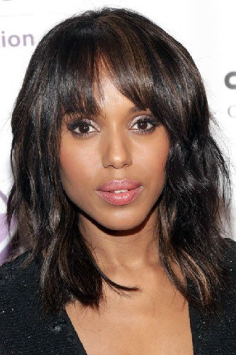 brunette hair color for dark toned black women