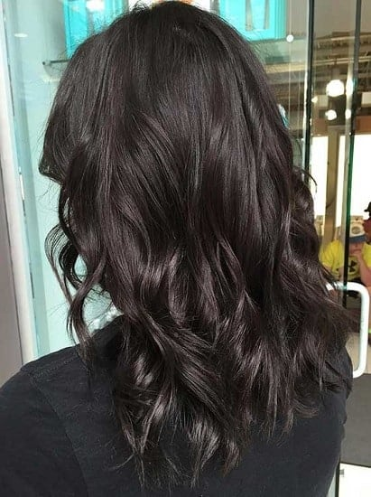 Chocolate Brown Hair Dye for Black Hair