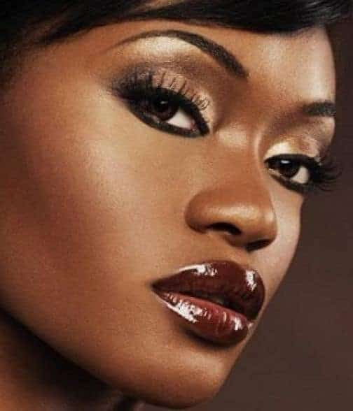 Lipstick makeup Dark for Skin for skin Dark dark brands