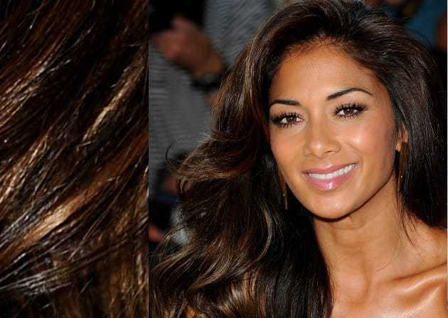 Best Hair Color for Olive Skin Tone, Dark Brown Eyes, Brunette, Red ...