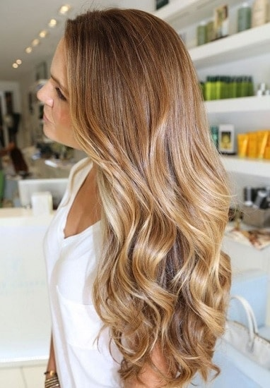 Best Golden Brown Hair Color