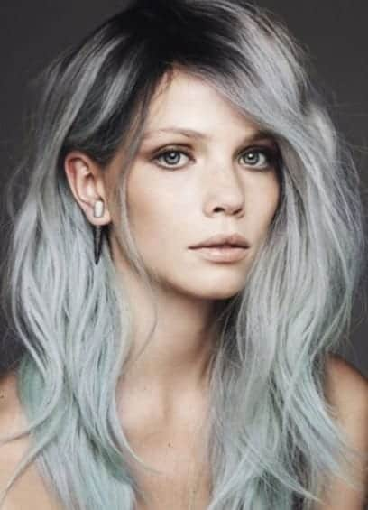 Gray Hair styles and Haircuts for women