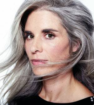 Natural Ways To Care For Gray Hair