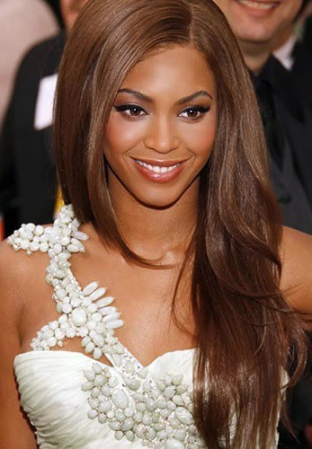 medium brown hair color for brown skin