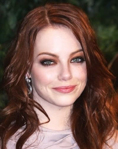 best hair color for cool skin tones with blue eyes