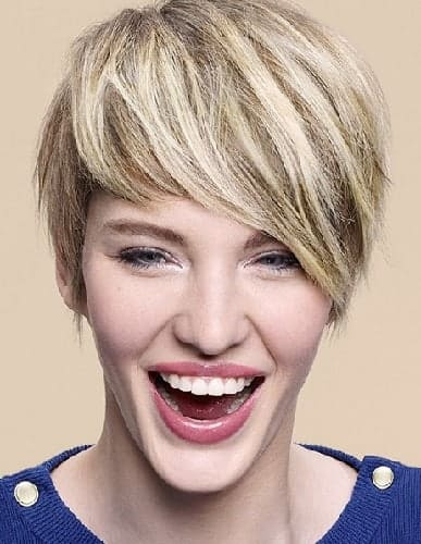 Blonde Hair Color ideas for Cool Skin shades