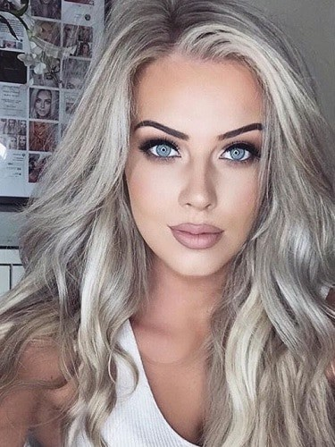 best color ideas to cover gray hair