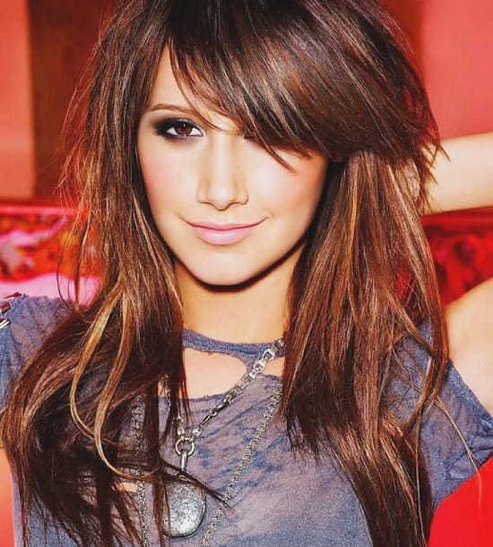 Best Hair Color For Olive Skin Tone Dark Brown Eyes