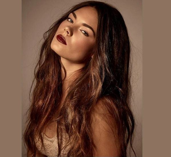 hair color for olive skin tone