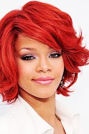 Nice ideas hair dye light red burgundy hair color for black women