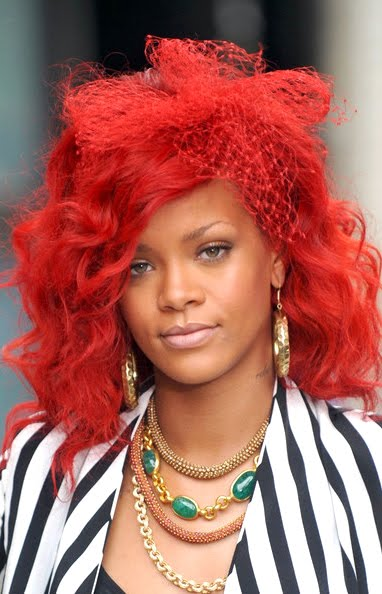 Hair Color For Brown Skin Best Red Pretty For Light