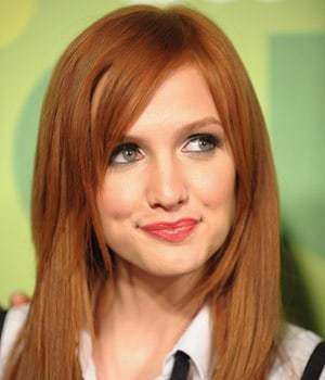 Light Brown Red Hair Color