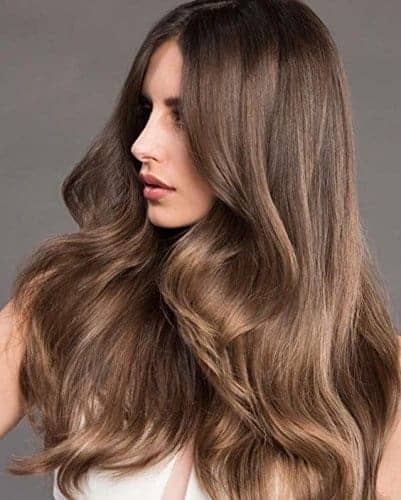 medium brown hair color for women