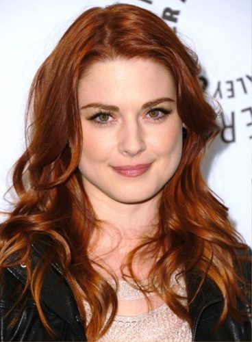 Best Red Brown Hair Dye -Copper red