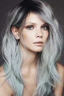 Gray Hair Styles And Haircuts