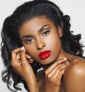 Best Red Lipstick For Brown Skin image