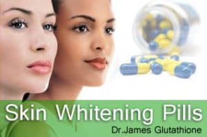 Perfect skin whitening pills