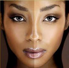 How to lighten skin naturally before and after picture