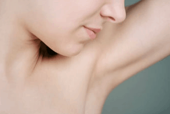 how to whiten darker underarms