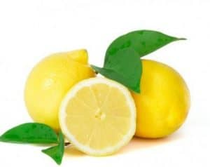 how to naturally lighten hair with lemon