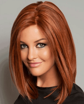 best hair color for green eyes warm skin tones