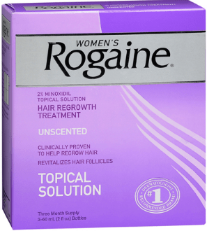 How to regrow eyebrows using rogaine