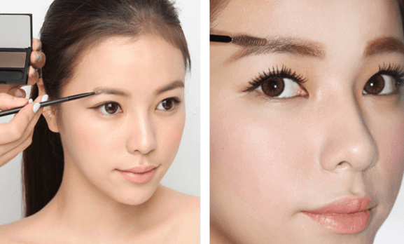 how to lighten eyebrows