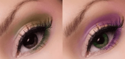 How to lighten eye color without honey
