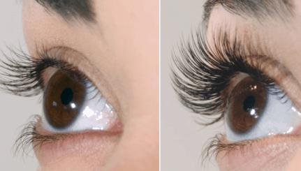 How to make eyelashes longer
