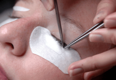 How to get rid of ingrown eyelash hair