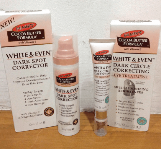 treatment of white spots
